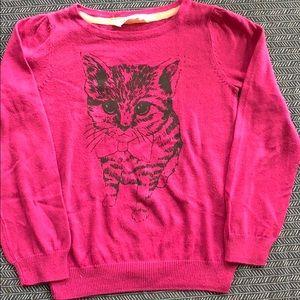 Sweet kitty 🐱 sweater.